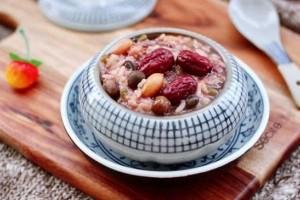 安利一款暖胃的早餐粥春节大鱼大肉吃多了早上来一碗还解油腻