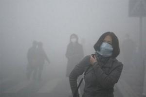 空气污染损害心脏警觉PM2.5危险简略5招自我防护空气污染