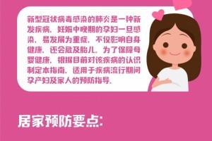 威望疫情时期孕产妇防备攻略