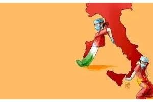 病死率10.12%意大利让我国医护接手最风险的ICU网友吵翻天了