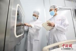 武汉雷神山医院封闭病区17个1090名医护将撤离